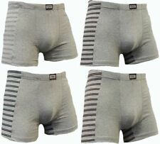 2 4 6 -PCS PACK MENS UNDERWEAR BOXER SHORTS PLUS SIZE SZ. 5-13 M-7XL ART.109