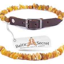 Baltic Secret Amber Collar For Small Dogs And Cats / Natural Flea And Tick