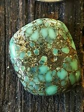 Damele turquoise variscite Cabochon,10.5ct Natural American Damele Gemstone!!
