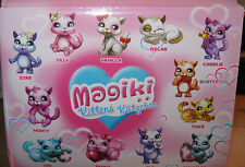 MAGIKI KITTENS - PLEASE CHOOSE CHARACTER - BRAND NEW - 12 TO COLLECT