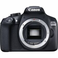 Canon EOS 1300D 18.0MP Digital SLR Camera - Black (Body Only)