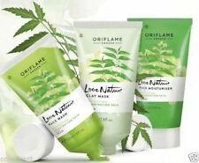 Oriflame Love Nature Neem Facewash or Moisturiser or Clay Mask,50 ml each.
