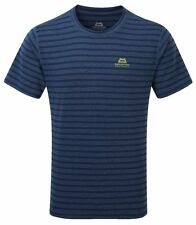 Mountain Equipment Groundup Plain Tee Men, Herrenshirt, Funktionsshirt, marine