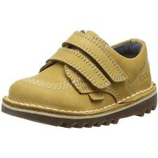 Kickers Kick Lo Infant Tan Nubuck Mode Chaussures