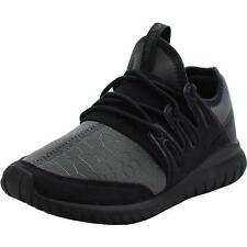 Adidas Originals Tubular Radial Youth Noir Textile Formateurs Chaussures