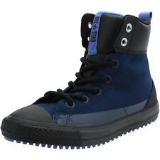 Converse Chuck Taylor All Star Weatherized Asphalt Junior Noir En Cuir