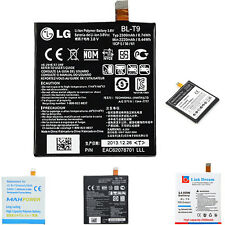 Batterie originale ou adaptable LG Nexus 5 D820 D821 E980 BL-T9