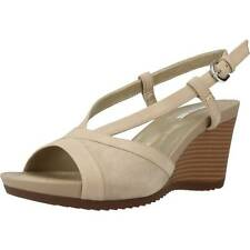 Sandalias Mujer GEOX D NEW RORIE, Color Beige