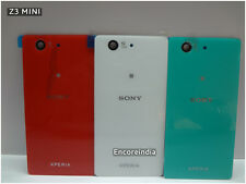 New Battery Back Door Glass Panel Cover Housing For Sony Xperia Z3 mini compact