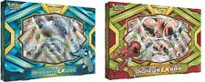 Pokemon Scizor Kingdra Ex Box Collection Trading Card Game TCG New Booster Packs
