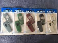 MOBILE PHONE FASCIA / HOUSING / COVER & KEYPAD NOKIA 3510 3510i - 5 COLOURS