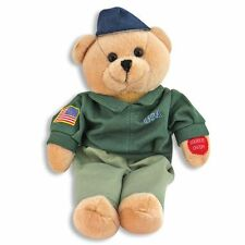 Chantilly Lane Air Force Bear American Heroes Singing Air Force Bear 11 inches
