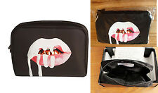 Kylie Jenner Limited Edition Birthday Collection Make up Bag in Black