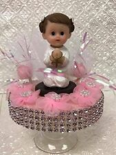 First Holy Communion Girl Boy Praying Cake Topper Decoration Keepsake Gift