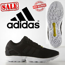 adidas Originals ZX Flux Running Shoes Torsion Support Sport Unisex Trainers UK