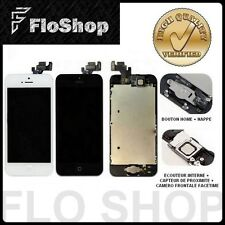 ECRAN COMPLET IPHONE 5 VITRE TACTILE + LCD RETINA SUR CHASSIS + OUTILS