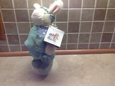 Muffy Vanderbear Mercy Me Hospital Bear with outfit and TAGS  1996
