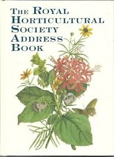 The Royal Horticultural Society Address Book: 1997