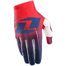 One Industries Vapor Gloves 2015 MTB Mountain Bike Full Finger Red Yellow SALE