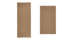 OSTED Rug,flatwoven Natural 80x140 cm/80x240 cm-Warp:100% sisal - IKEA-Brand New