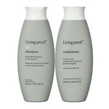 Living Proof Full 8oz Shampoo and Conditioner, For color treated and Normal Hair