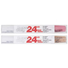 """Maybelline Super Stay 24HR Duo Lipgloss """"Choose Your Shades"""""""