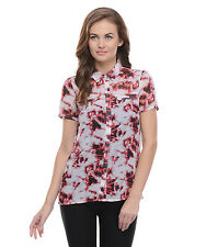 Moderno Women's Printed Casual Shirt (MOD040)