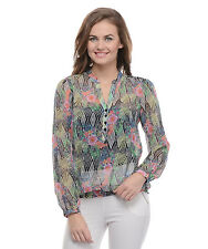 Moderno Women's Casual Multicolor Top (MOD014)