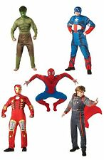 MARVEL CON LICENZA UFFICIALE THE AVENGERS HULK IRON MAN SPIDERMAN THOR