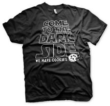 Come to the dark Side we have cookies -Tshirt Wars Sterne Macht