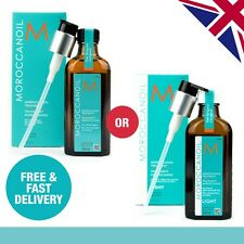 Moroccanoil Treatment 100ml  | EXTRA 25ml FREE | Moroccan Oil Light 100ml