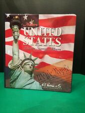 H. E. Harris United States Statue of Liberty 3 - Ring  Binder