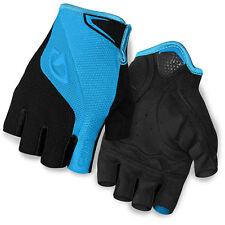 Giro Bravo Mitts 2017 Road Cycling Half Finger Gloves Padding Bike Bicycle New
