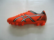 SCARPA CALCIO ASICS ALFA T1 CS ORANGE-BLACK