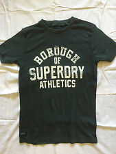 Superdry Tshirt - Superdry Athl Label Round Neck Tshirts - Clearance SALE!