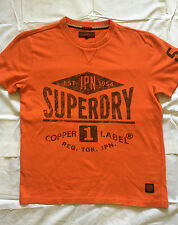 Superdry Tshirt - Superdry Copper Label Round Neck Tshirts - Clearance SALE!