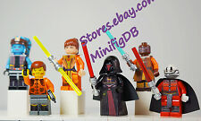 Custom LEGO minifig Star Wars KOTOR Choice of Bastila Mission and more Discount