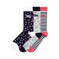 Pack 3 Chaussettes Superdry Ditsy Sock Triple Pack