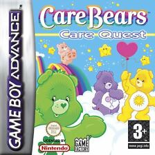 Care Bears Care Quest Gameboy Advance Cart Only