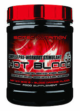 Scitec Nutrition Hot Blood 3.0 300g Pre-Workout-Booster Trainingsbooster Coffein