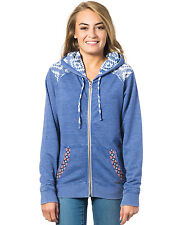 Rip Curl Del Sol  Ladies Hoody in Ibiza