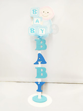 BABY BOY OR GIRL STAND FOR BABY SHOWER DECORATIONS NEW BORN BABY PARTY OCCASIONS
