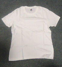 FRUIT OF THE LOOM * Damen Kurzarm T-Shirt Lady Fit S M L