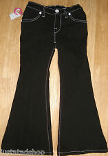 Nolita Pocket girl Mynky jeans trousers  5-6 y BNWT designer black