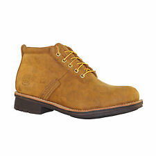 Timberland Westbank Chukka Waterproof Botas Outdoor impermeable marrón A183Z