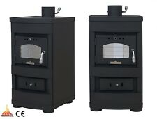 Wood Burning Stove Dry /Boiler Central Heating Option 10kW Solid Fuel Wood/Coal