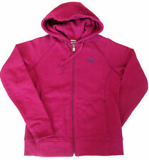 THE NORTH FACE W Junipet Full Zipp Jacke Kapuzen Sweatjacke berry lacquer XS,S,M
