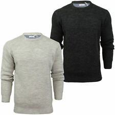 Mens Jumper Fashion Cotton Knit By Xact