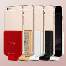 For Iphone 6/7/7plus Portable Wireless Battery Backshell Charge Case Power Bank