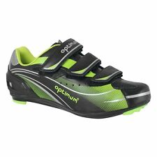 Optimum Sports Nitebrite High Visibility Reinforced Polymer Cycling Shoes
